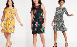 Today Only at Old Navy Dresses Just $8, Cardholders $2 Tanks