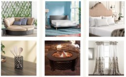 Up to 70% Off Wayfair Memorial Day Sale - Furniture, Bedding and More!