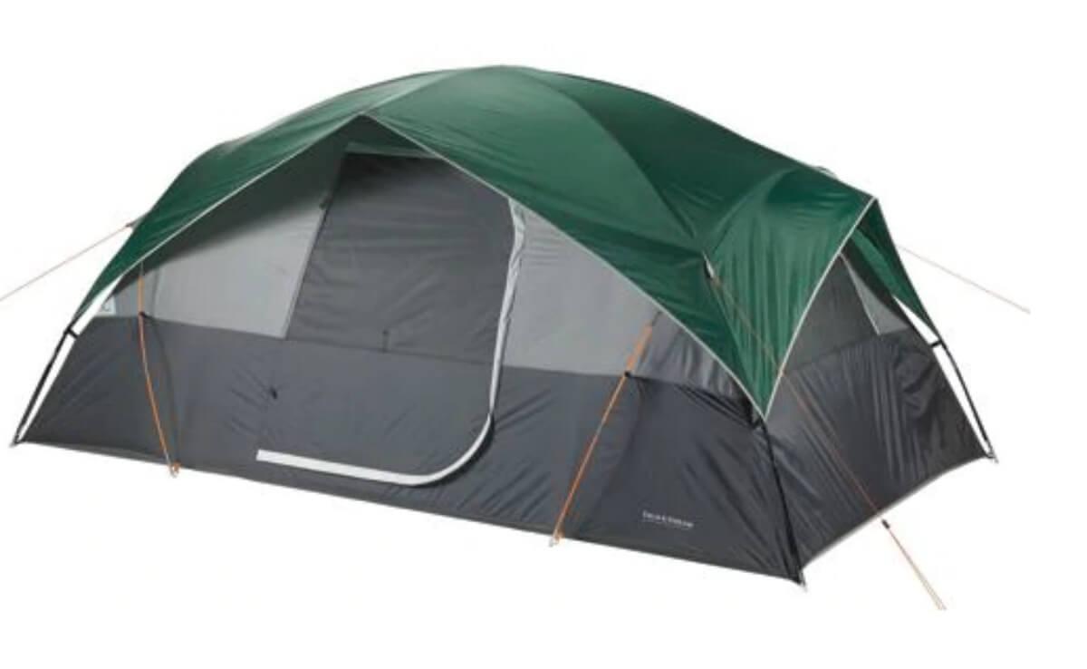 Field & Stream Cross Vent 8-Person Tent $52.48 (Reg. $199