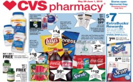 Insider Preview of the Best Deals at CVS starting 5/26
