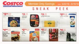 Costco Sneak Peek - Members Only Savings 5/22 - 6/16