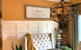 Today Only 40% off All Art & Wall Decor at Kirkland's - Definition of Home Wall Plaque $50.99 (Reg.$84.99)