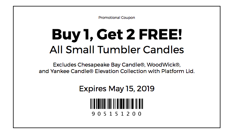 Magic Square Museum) Yankee candle buy 1 get 2 free 2019