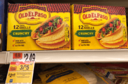 Old El Paso Beans, Chiles, or Shells as low as $1.00 each at Stop & Shop, Giant, and Giant/Martin {Regional Deals}