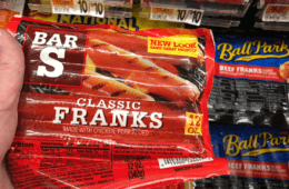 Bar-S Franks just $0.38 at Stop & Shop