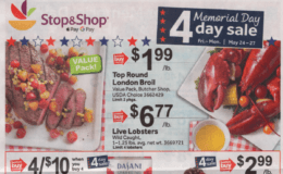 Stop & Shop Preview Ad for 5/24 Is Here!