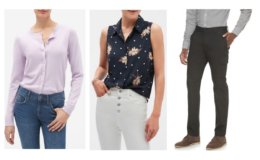 Banana Republic: Extra 50% off ALL Clearance + an Extra 15% off!
