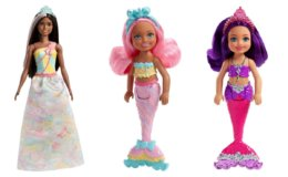 Up to 52% off Barbie Dreamtopia Dolls on Amazon!