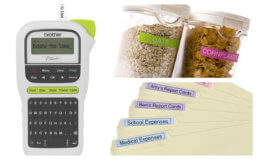 Lowest Price! Get 67% Off Brother P-Touch Label Maker, PTM10