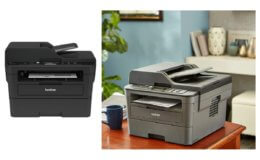 Brother Monochrome Laser Printer Half Price on Amazon!