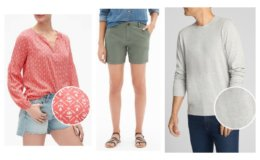 Gap Factory: 50-75% off Everything + an Extra 15% off!