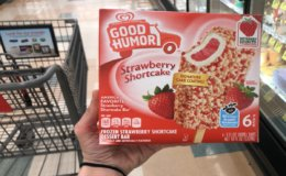Good Humor Ice Cream Novelties Just $1.38 at ShopRite! {Ibotta Rebate}