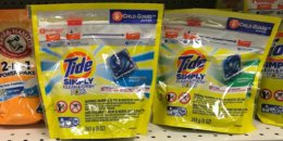 Walgreens Shoppers - Tide Simply Pods Just $1.99!