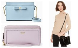 Surprise Sale! Up to 75% Off at Kate Spade - Pershing Street Nell $119 (Reg. $499)