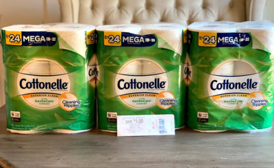 Confirmed! Kimberly Clark Catalina at ShopRite - Cottonelle Bath Tissue as Low as $0.21 per Roll + More!