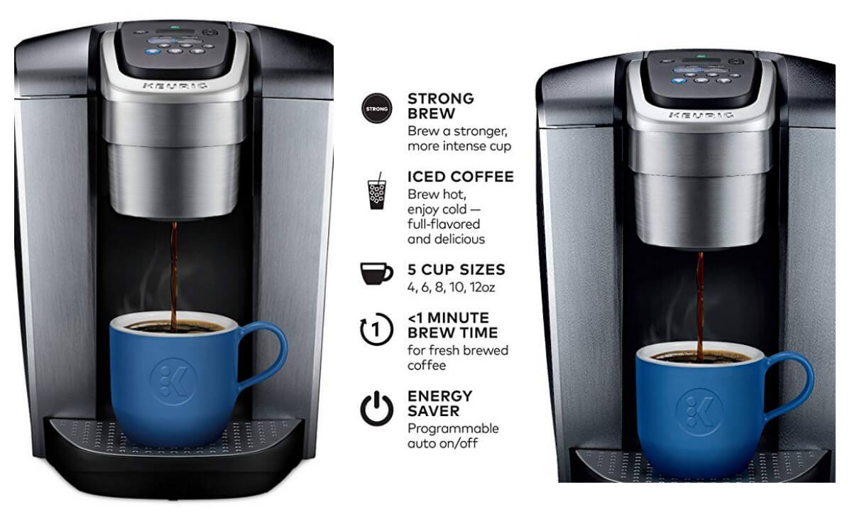 43% Off Keurig K-Elite at Amazon or WalmartLiving Rich With