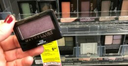 Up to 2 FREE + Money Maker on Maybelline Expertwear Eye Shadow Singles at CVS!