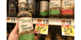 Nakano Rice Vinegar Only $1.50 Stop & Shop {No Coupons Needed}