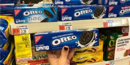 Oreo Cookies Only $0.84 at CVS!
