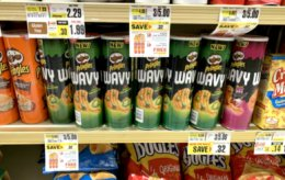 ShopRite Shoppers- $3.00 Diet Snapple 6pks + 3 FREE Pringles Chips! {Ibotta Rebate}