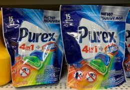 Purex Laundry Pacs Just $0.95 at Dollar General!