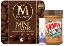 Today's Top New Coupons - Save on Skippy, Summer's Eve, Magnum & More
