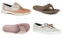 Hot Deal On Sperry Shoes! Get 50% off When You Buy 2 Pairs!