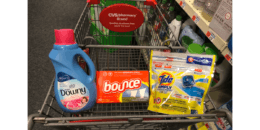 Tide Simply Pods, Downy Liquid and Bounce Dryer Sheets Only $1.94 at CVS!