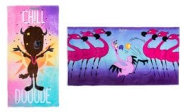Disney: Personalized Beach Towels as low as $8.99!