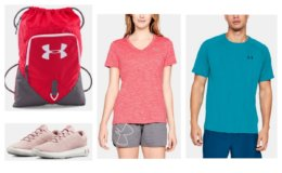 Huge Sale at Under Armour Outlet: Extra 30% Off $100 Orders+Free Shipping!