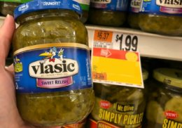 Vlasic Relish Only $0.88 at Stop & Shop {4 Day Sale, No Coupons Needed}