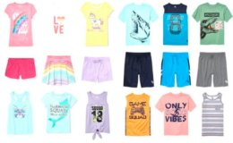 Matchables & Short Sleeve Graphic Tees Starting at $2.99 + FREE Shipping!