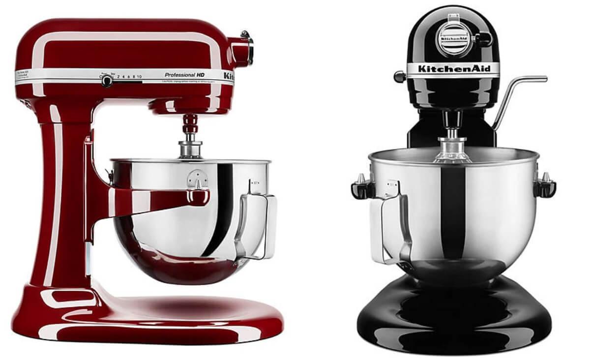Kitchenaid Pro Hd Series 5 Quart Bowl Lift Stand Mixer