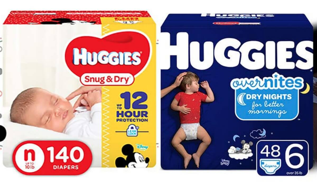 Prime Members Get 50 Off Huggies Snug Amp Dry Little