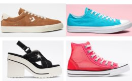 Converse 50% Select Styles - Women's Rio Summer Crush Slip $17.48 & More!