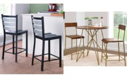 Clearance Furniture Deals up to 80% Off - Bar Stools, Tables, and More!