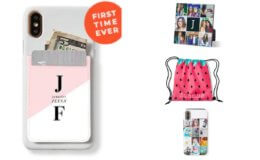 Pick 4! FREE Phone Card Holder, Phone Case, Rectangle Desktop Plaque and/or Drawstring Bag at Shutterfly {Just Pay Shipping}