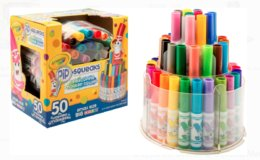 Crayola 50 Count Pip-Squeaks Marker Tower just $7.89 (Reg. $14.88)