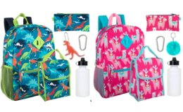 6-In-1 Backpack Sets just $13.74 at Office Max/Depot with Free Store Pickup