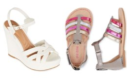 Buy 1 Get 2 Free - Sandals & Flip Flops for the Family at JCPenney