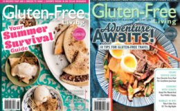 Gluten Free Living Magazine For Just $13.99 per Year!