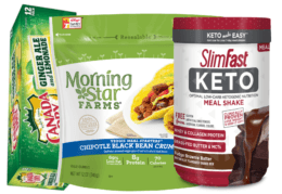 Today's Top New Coupons - Save on Canada Dry, SlimFast, Cetaphil & More