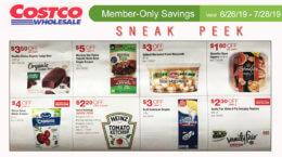 Costco Sneak Peek - Members Only Savings 6/26 - 7/28