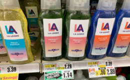 FREE La Looks Perfect Curl Hair Gel  at ShopRite! {Clearance Deal}