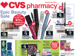 Insider Preview of the Best Deals at CVS starting 6/23