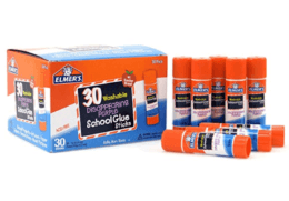 BACK TO SCHOOL! 56% off Elmers Glue Sticks 30 Count