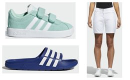 Hot Deal on Ebay! BOGO 50% Adidas!