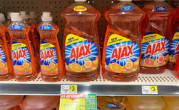 Palmolive or Ajax Dish Liquid Only $1 at Dollar General!