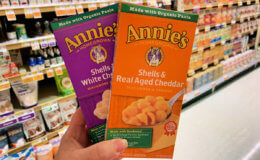 Annie's Mac & Cheese just $0.50 at Stop & Shop