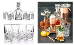 Godinger Glassware and Copper Barware 65% off at Macy's!